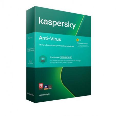 ANTIVIRUS KASPERSKY FULL 1 PC
