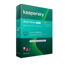 KASPERSKY ANTIVIRUS FULL 3 PC